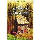 Boek cover Boek Ministerie van Oplossingen en het Volle Huis van Sanne Rooseboom (Hardcover)
