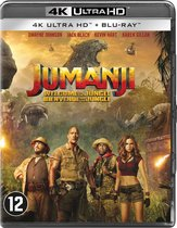 Jumanji: Welcome to the Jungle (4K Ultra HD Blu-ray)
