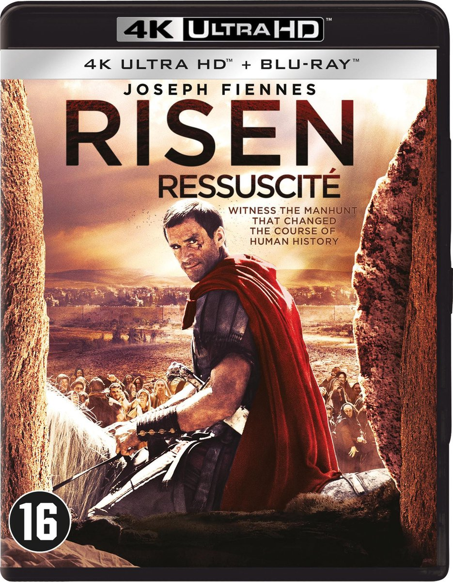 Risen (4K Ultra HD Blu-ray)-