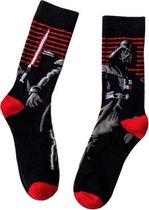 Fun sokken Star Wars Darth Vader met zwaard (30208)