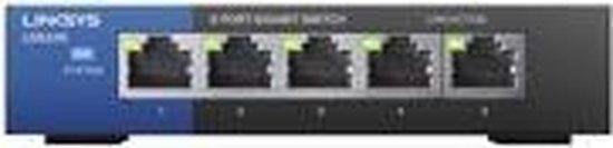 Linksys LGS105 - Netwerk Switch
