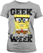 GEEK - T-Shirt GIRL Geek of the Week (XXL)