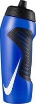 Nike Hyperfuel Bidon - blauw/zwart/wit 710 ml