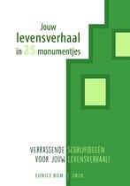 Jouw levensverhaal in 25 monumentjes