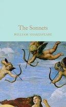 Hardcover cover van The Sonnets van William Shakespeare