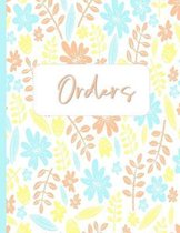 Orders: The Bakers Cake Order Organizer