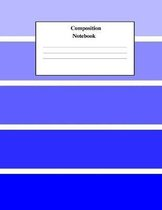 Composition Notebook: College Ruled and Margined Notebook