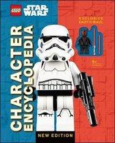 LEGO Star Wars Character Encyclopedia New Edition