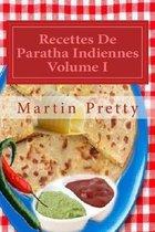 Recettes De Paratha Indiennes Volume I