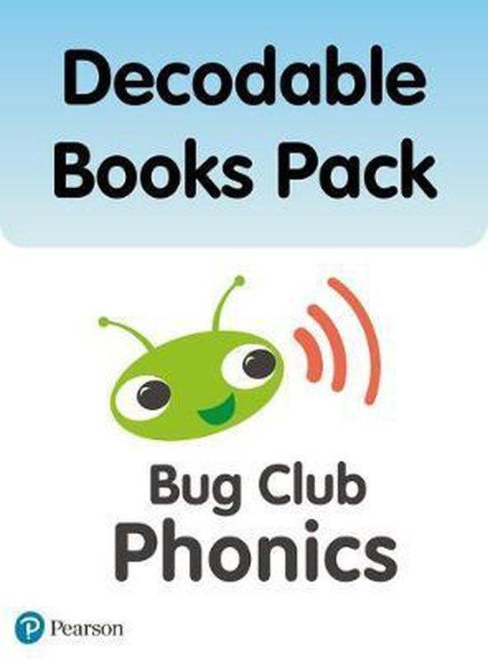 Bug Club Phonics Pack of Decodable Books (1 x 164 books)