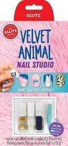 Velvet Animal Nails