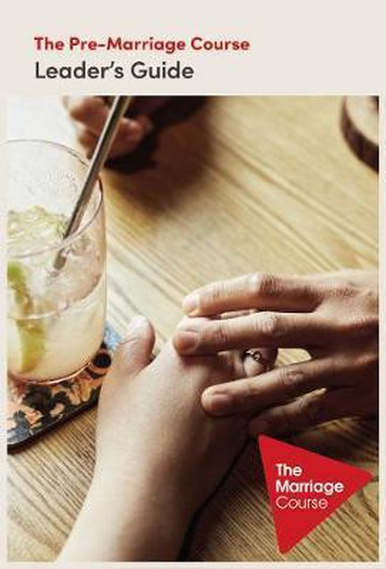 Boek cover The Pre-Marriage Course Leaders Guide Revised and Updated van Nicky Lee (Paperback)