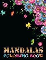 Mandalas Coloring Book: Adult Coloring Book Pages Designed to Inspire Creativity! (Design Originals) 100 Different Mandala Flower Designs & Ti