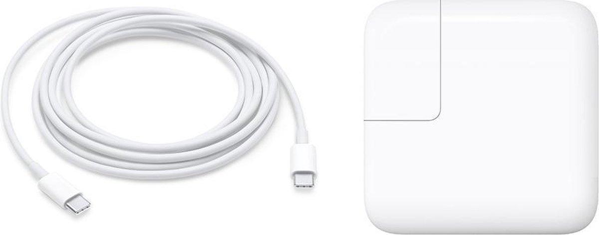 MacBook USB C adapter A1718 61W voor Macbook Pro A1708 A1706 A1989 A2159 A2289