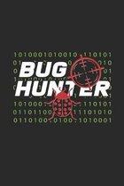 Bug hunter: 6x9 Programming - dotgrid - dot grid paper - notebook - notes