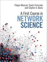 Omslag A First Course in Network Science