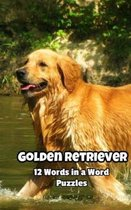 Golden Retriever 12 Words in a Word Puzzles