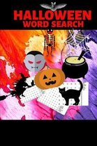 Halloween Word Search: Halloween Gift- Word Search Puzzle Book- Halloween Gift For Teens, College Students, Coworkers and Office Employees (G