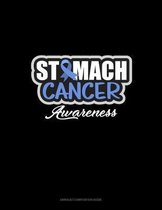 Stomach Cancer Awareness: Unruled Composition Book