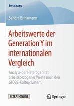 Arbeitswerte Der Generation Y Im Internationalen Vergleich