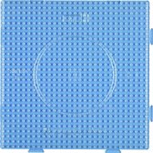 Hama - Strijkparels Grondplaat - Koppelbaar vierkant -  Transparant