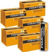 AA Industrial Batterijen - 50 stuks