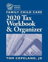 Family Child Care 2020 Tax Workbook and Organizer