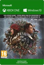 Tell Me Why - Xbox One download/ Windows download