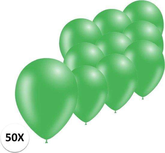 Groene Ballonnen 50St Feestversiering Verjaardag Ballon