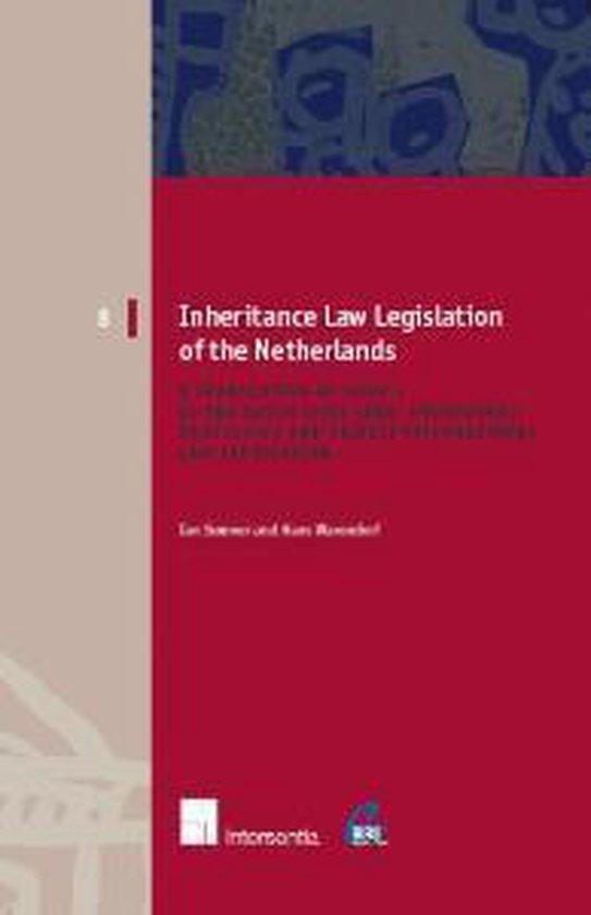 Inheritance Law Legis Netherlands