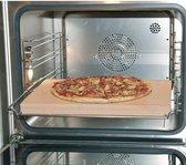 Pizzasteen  40x30x3 cm  Voor de lekkerste pizza uit Oven of BBQ