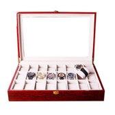 Luxe Watchbox voor 24 horloges - horloge doos - horloge opslag - horlogedoos