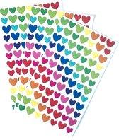 Hartjes Stickers / Stickervellen / Beloningsstickers / Bullet Journal Stickers   252x