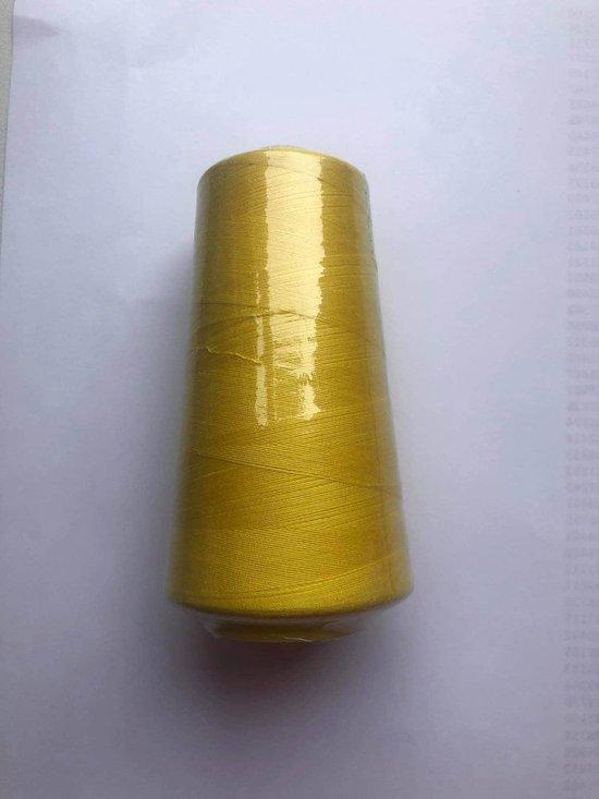Lockgaren geel 4 stuks 3000 YARD