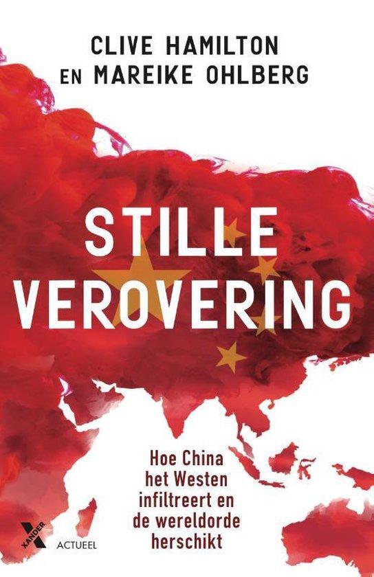 Boek cover Stille verovering van Clive Hamilton (Paperback)