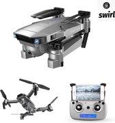 Swirl SG906 Smart Drone met Camera - 5G Wifi - 4K Full HD Dual Camera - 50x Zoom - 40 Minuten Vliegtijd - Foto - Video - Quadcopter