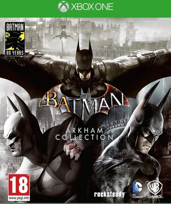 Batman: Arkham Collection – Xbox One