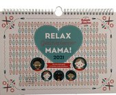 Relax Mama Familieplanner 2021