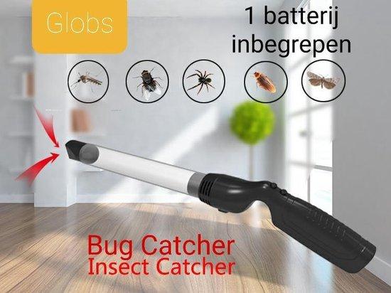 Bug Catcher - Insect Catcher - Insecten Zuiger - Insecten Vanger- Ongedierte Vanger - Ongedierte Bestrijding - Spinnen Vanger - Vliegen Vanger - Lente Zomer Winter Herfst - DIERVRIENDELIJK