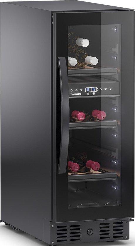 Koelkast: Dometic Elegance  E16FG - Wijnkoelkast - 16 flessen, van het merk Dometic