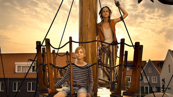De Piraten van Hiernaast