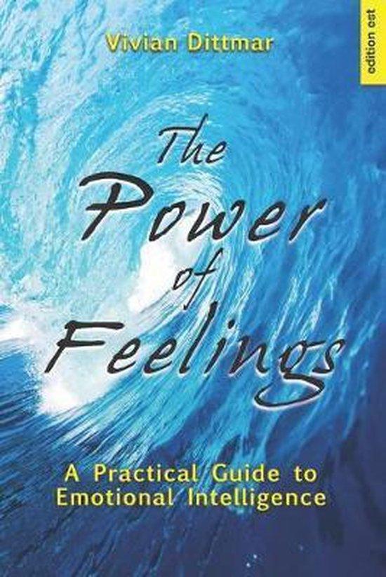 Boek cover The Power of Feelings van Vivian Dittmar (Paperback)