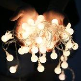 Instalights Lampjes Slinger- Fairy Lights - 3 M met 30 LEDs - Warm Wit - met USB Aansluiting - Kerstverlichting
