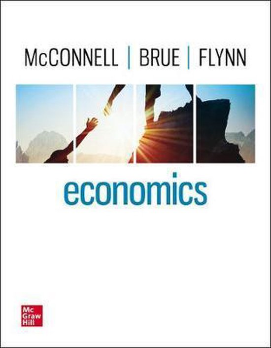 Boek cover Loose Leaf for Economics van Campbell Mcconnell (Onbekend)