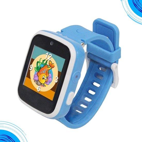 Nintai kinder Smartwatch – Blauw