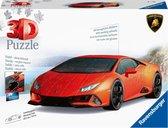 Ravensburger 3D Puzzel Lamborgini Huracán EVO 108 Stukjes