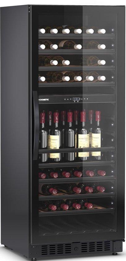 Koelkast: Dometic Elegance E91FG - Wijnkoelkast - 91 flessen, van het merk Dometic
