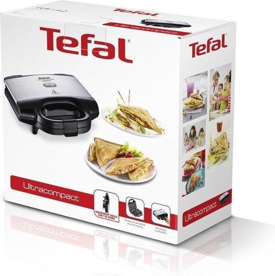 Tefal Ultracompact SM1552 - Tosti ijzer