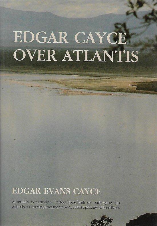 Edgar Cayce over Atlantis