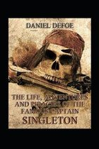 The Life, Adventures & Piracies of the Famous Captain Singleton Illustrated